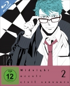 Midnight Occult Civil Servants - Vol. 02