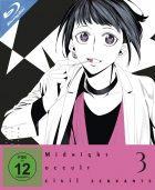 Midnight Occult Civil Servants - Vol. 03