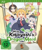 Miss Kobayashi's Dragon Maid - Vol. 01