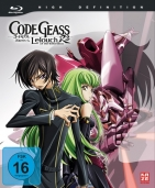 Code Geass: Lelouch of the Rebellion R2 - Staffel 2