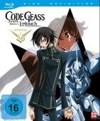 Code Geass: Lelouch of the Rebellion - Staffel 1