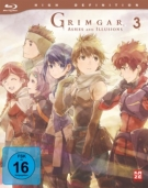 Grimgar, Ashes & Illusions - Vol. 03