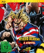 My Hero Academia - 3. Staffel Box 3