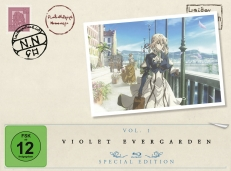 Violet Evergarden - Staffel 1 - Vol. 01