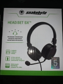 Snakebyte Head:Set SX
