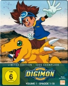 Digimon Adventure - Staffel 1.1