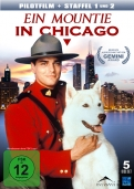 Ein Mountie in Chicago - Staffel 1&2 inkl. Pilotfilm
