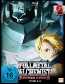 Fullmetal Alchemist: Brotherhood - Volume 2