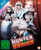 HUNTERxHUNTER - Vol. 02