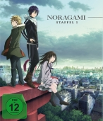Noragami - Gesamtedition Staffel 1