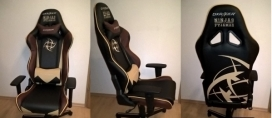 DXRacer Gaming Chair - Ninjas in Py...