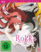 Rokka - Braves of the Six Flowers - Vol. 01