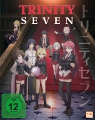 Trinity Seven - Gesamtedition