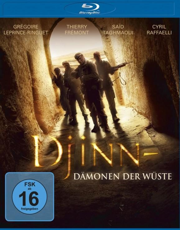 Djinns – Dämonen Der Wüste