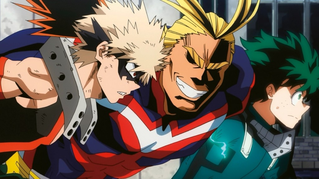 My Hero Academia Staffel 2