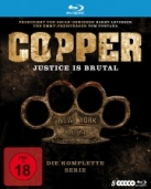 Copper - Justice is brutal - Die komplette Serie