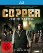 Copper - Justice is brutal - Staffel 2