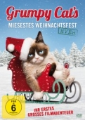 Grumpy Cat´s miesestes Weihnachtsfest ever