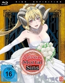 Seven Mortal Sins - Vol. 01