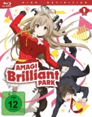 Amagi Brilliant Park - Vol. 01