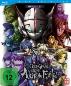 Code Geass: Akito The Exiled (OVA 1 & 2)