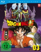 Dragonball Super - Box 3