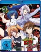 HighSchool DxD BorN Staffel 3 Vol. 3