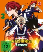 My Hero Academia - 2. Staffel Box 3