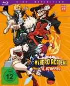 My Hero Academia - 3. Staffel Box 4