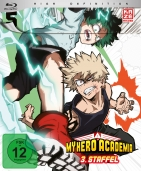 My Hero Academia - 3. Staffel Box 5