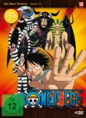 One Piece – Die TV-Serie – 13. Staffel – DVD Box 14