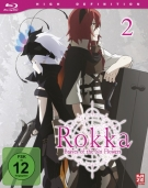 Rokka - Braves of the Six Flowers - Vol. 02