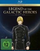 Legend of the Galactic Heroes: Die Neue These - Vol. 01