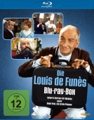 Die Louis de Funès Blu-ray Box