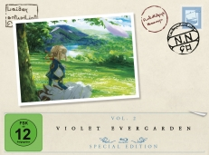 Violet Evergarden - Staffel 1 - Vol. 02