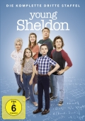 Young Sheldon: Die komplette 3. Staffel