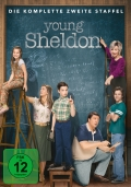 Young Sheldon: Die komplette 2. Staffel