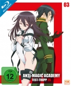 Anti-Magic Academy - Test-Trupp 35 - Vol. 03
