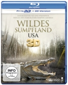 Wildes Sumpfland USA