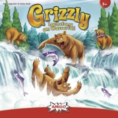 Grizzly - Lachsfang am Wasserfall