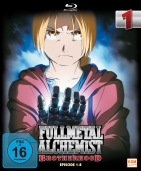 Fullmetal Alchemist: Brotherhood - Volume 1