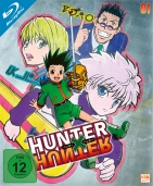 HUNTERxHUNTER - Vol. 01