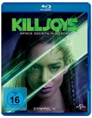 Killjoys - Space Bounty Hunters - Staffel 4