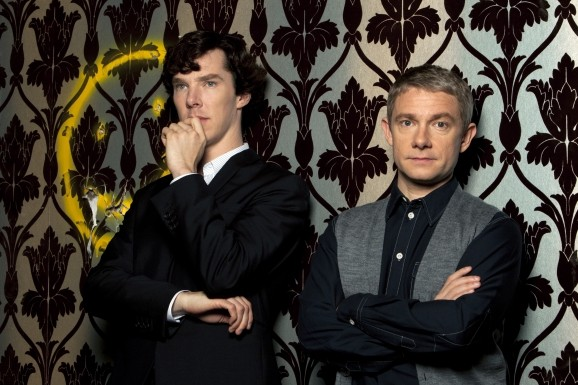 Sherlock Holmes Staffel 2