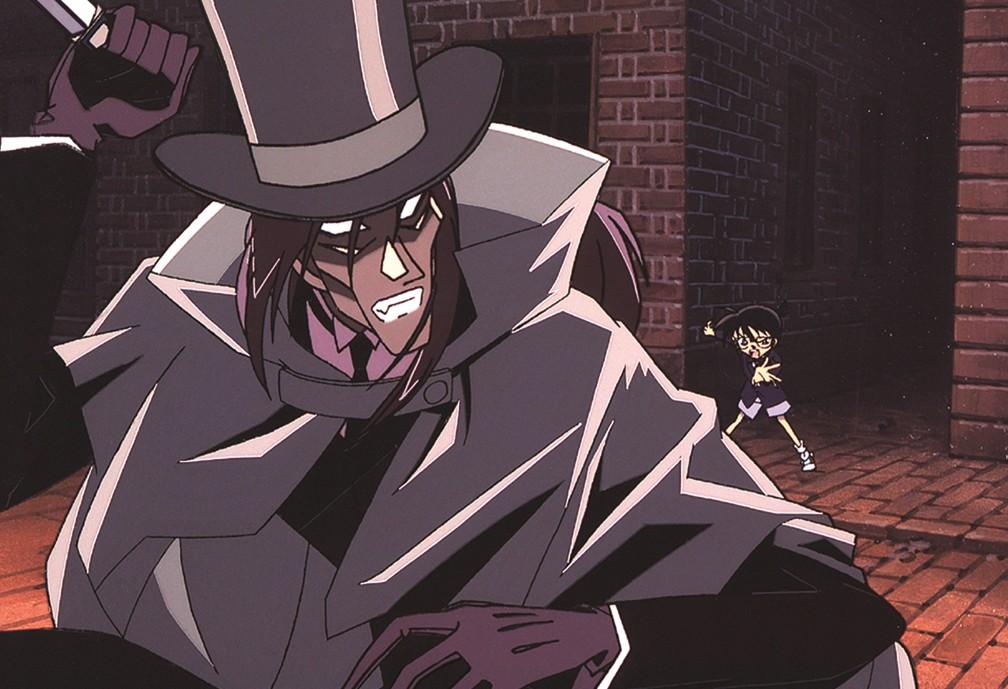 Detektiv Conan Das Phantom Der Baker Street