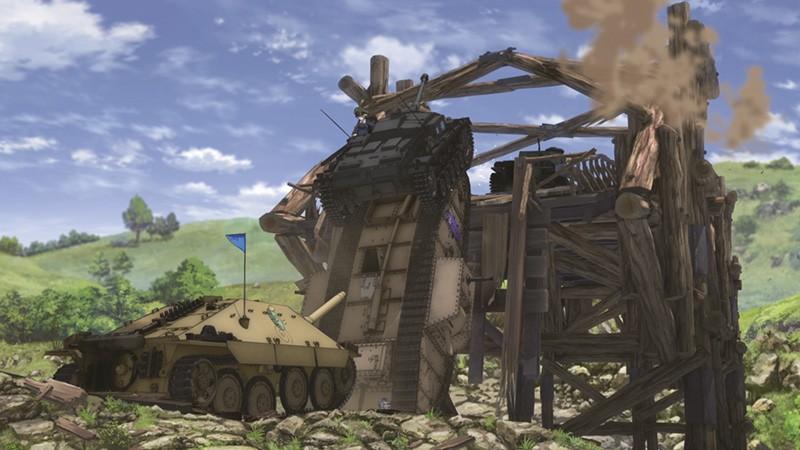 Girls Und Panzer Movie Ger Sub