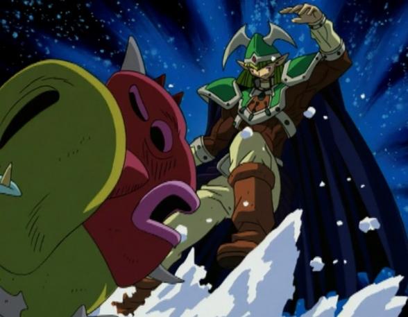 Yu-Gi-Oh Staffel 2